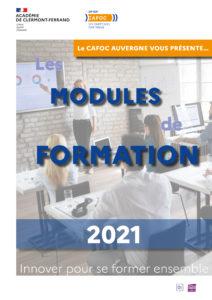 Catalogue des formations du CAFOC